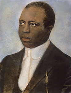 Scott Joplin (portrait)